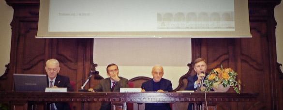 Cerimonia di inaugurazione della ottava edizione del Master universitario in bioetica