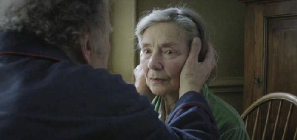 """Il Film """"Amour"""" di Michael Haneke"""