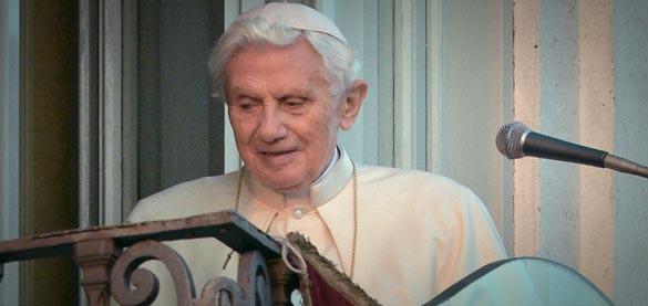 Benedetto XVI, grazie di cuore!
