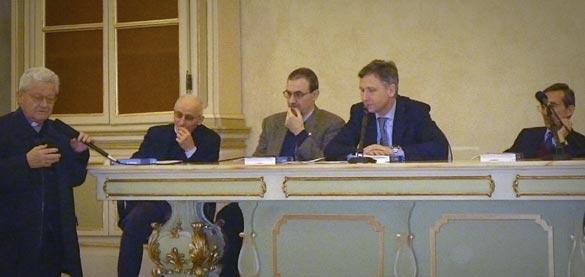 """Con l'Autore don Rossino si è parlato di """"Dialogo"""" alla Facoltà Teologica di Torino"""