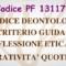 Evento. «Il codice deontologico»: 10 ottobre, al Fatebenefratelli di San Maurizio Canavese