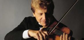 Il Maestro e violinista Uto Ughi