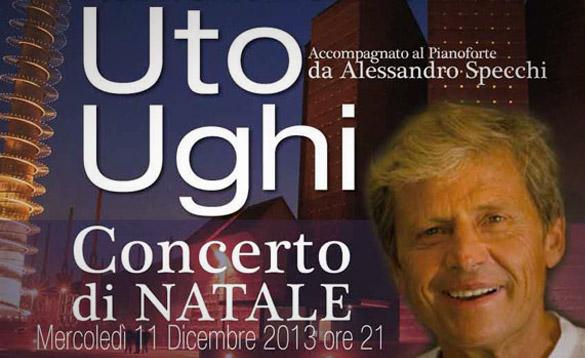 Concerto di Natale con Uto Ughi, al Santo Volto