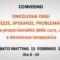 Convegno «Oncologia oggi», 15 febbraio al Santo Volto