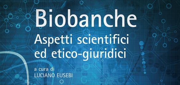 """Il Libro """"Biobanche"""""""