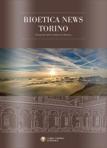 Bioetica News Torino - La rivista sul mondo della bioetica