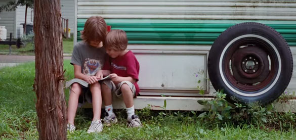 Il Film «Boyhood» di Linklater R.