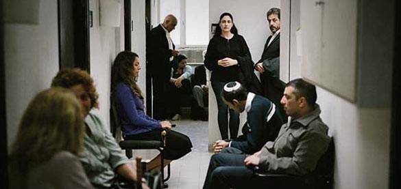 Il Film «Viviane» di  Elkabetz R. e S.