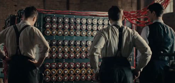 Il Film «The Imitation Game» di Tyldum M.