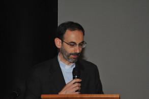 Don Roberto Gottardo, presidente Commissione diocesana per la Sindone © P. Garelli