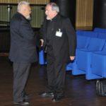Priore di Bose E. Bianchi e padre R. Tremblay Cssr