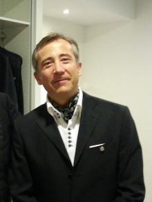 Roberto Zoppi, consulente artistico Rassegna Musica & Cultura al Santo Volto_ per l'Ostensione sindonica 2015