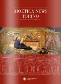 Bioetica News Torino - Copertina Dicembre 2015