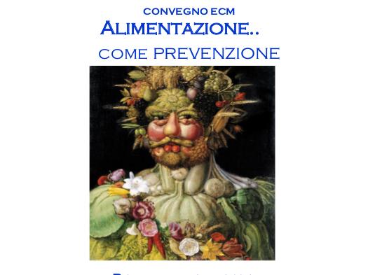 Alimentazione…come prevenzione: convegno alla Residenza Richelmy di Torino