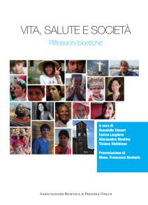 Vita salute e società_ associazione Bioetica & Persona onlus -copertina