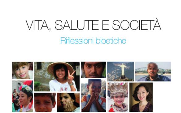 Il Libro «Vita salute e società» a cura di Ciaceri – Larghero – Mastinu – Stobbione