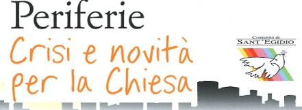 «Periferie: crisi e novità per la Chiesa». Conversazione tra Andrea Riccardi e mons. Cesare Nosiglia