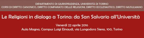 Le religioni in dialogo a Torino: da San Salvario all'Università