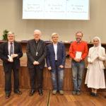 Presentazione Dio è Misericordia di papa Franceesco al Santo Volto di Torino 12 aprile 2016