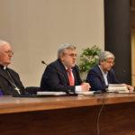 Presentazione Il nome di Dio è Misericordia di papa Francesco Centro Congressi Santo Volto 2016
