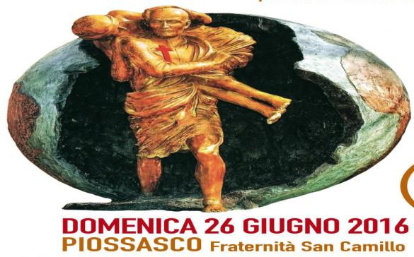 Festa di San Camillo de Lellis alla Fraternità di San Camillo a  Piossasco