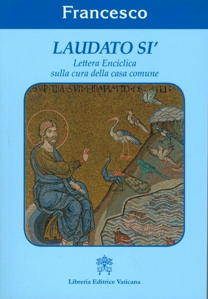 Presentazione dell'enciclica di Papa Francesco «Laudato si'»