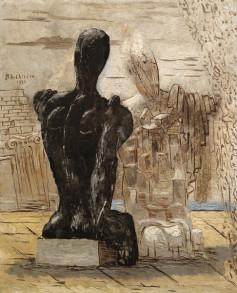De Chirico, Archeologi_misteriosi, 1926
