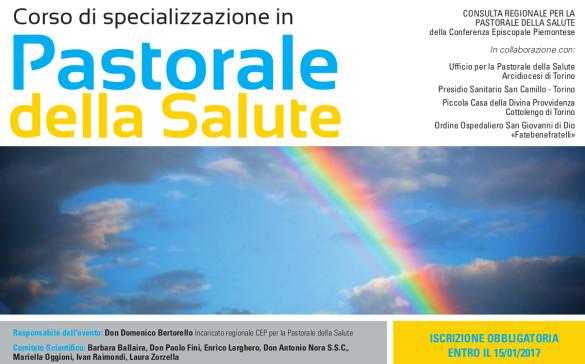 Corso di Specializzazione in Pastorale della Salute, 2 anno 2017, 4 ed.
