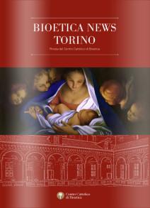 Copertina Bioetica News Torino n.36 - Natale 2016