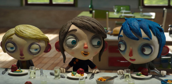 Il Film «La mia vita da zucchina» di Barras C.