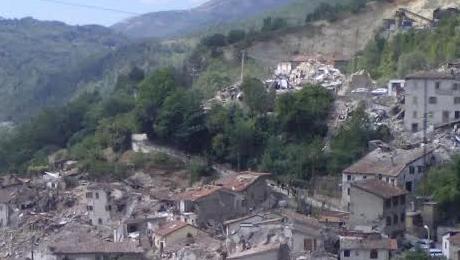 Da Natale in poi:  con Caritas Torino  per i fratelli colpiti dal terremoto