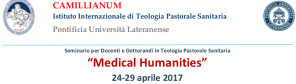 Medical humanities_camillianum 2017_banner