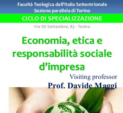 Economia, etica e responsabilità sociale d'impresa