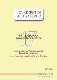 Ass Scienza & Vita, Nati da donna.Femminilità e bellezza, Cantagalli 2017_ cop