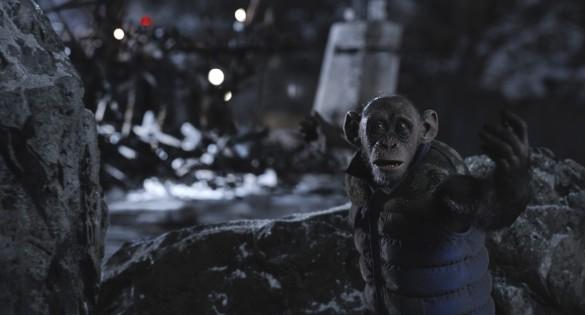 Il Film  «The War – Il pianeta delle scimmie» di Matt Reeves