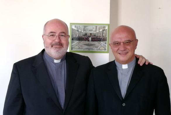 Don Massimo Angelilli è il nuovo direttore Ufficio nazionale per la Pastorale della Salute