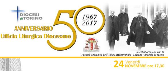 Il cinquantenario dell'Ufficio Liturgico della Diocesi di Torino