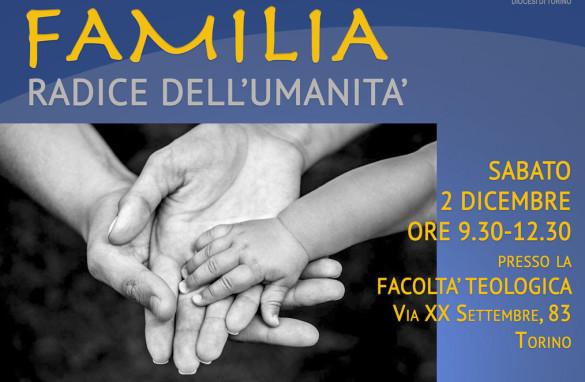 Familia. Radice dell'umanità