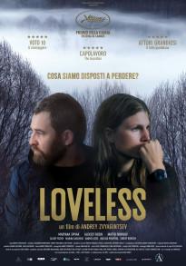 Loveless di A. Zvyagintsev 2017 _ poster