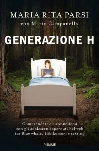 PARSI M.R., Generazione H, Piemme, Segrate  2017 cop