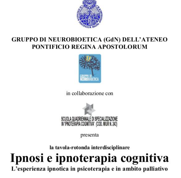 Ipnosi e ipnoterapia cognitiva. L'esperienza ipnotica in psicoterapia e in ambito palliativo