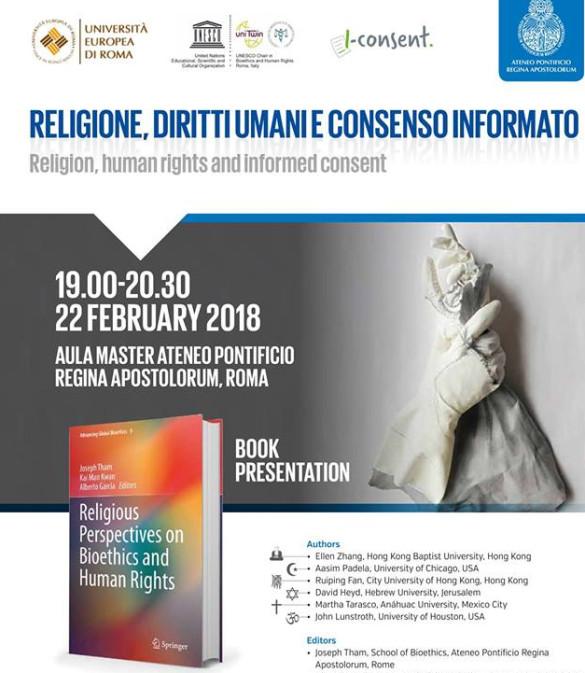 Religione, Diritti umani e consenso informato
