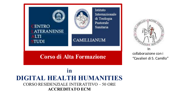 Digital Health Humanities al Camillianum