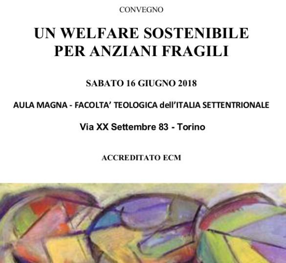 Un welfare sostenibile per anziani fragili