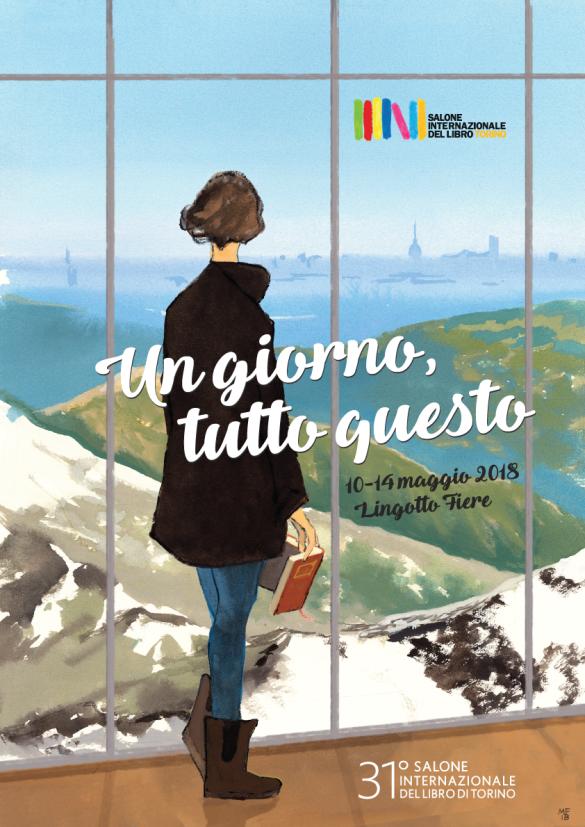 31° Salone internazionale del Libro a Torino 2018