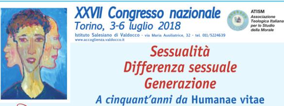Sessualità, differenza sessuale e generazione