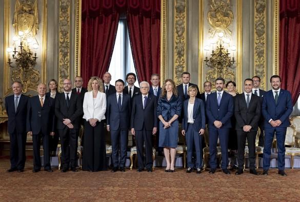Giulia Grillo al Ministero della Salute