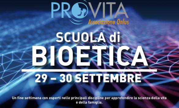Scuola di Bioetica. ProVita
