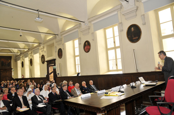 Dat e obiezione di coscienza Facoltà Teologica Torino 2018 F. A. D'Angelo_DSC4215