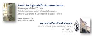 INAUGURAZIONE A.A. 2018-19 FACOLTA TEOLOGICA E UPS TORINO_ banner